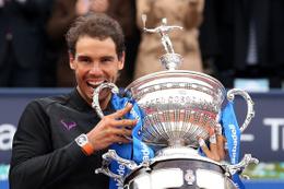 Rafael Nadal 10. kez şampiyon