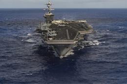 ABD'nin hücum filosu yola çıktı hedef korkutucu!