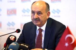 Çalışma Bakanı Müezzinoğlu'ndan emek mesajı