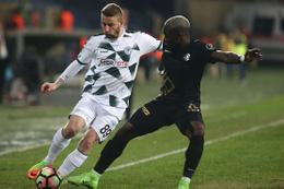 Osmanlıspor - Konyaspor maçı sonucu