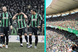 Sakaryaspor 4 yıl sonra 2. Lig'de