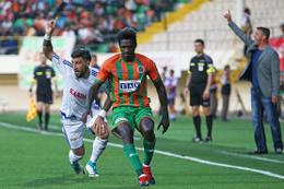 Alanyaspor Karabükspor maçı özeti