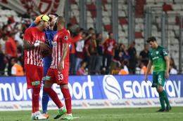 Antalyaspor Bursaspor maçı geniş özeti