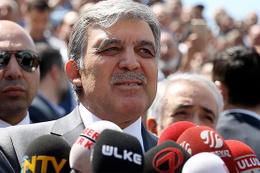 Abdullah Gül kongreye gitmedi mesaj gönderdi işte o mesaj...