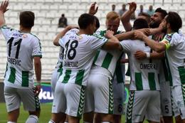 Atiker Konyaspor: 3 - Kardemir Karabükspor: 0 | MAÇ SONUCU