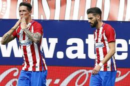 Atletico Madrid ligi üçüncü bitirdi