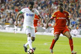 Antalyaspor Süper Lig tarihindeki rekorunu kırdı