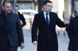 Barcelona eski başkanına şok gözaltı