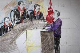 Hakimden FETÖ sanığı albaya sert tepki