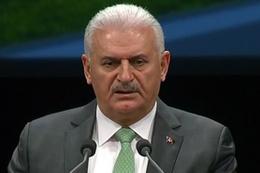 Başbakan Yıldırım son dakika AK Parti Grup Başkanı oldu