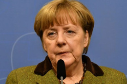 Merkel'den Türkiye'ye İncirlik resti!