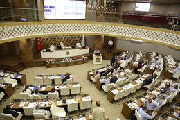 Ulaşım Ana Planı muhtarlar ve meclis üyelerine anlatıldı