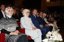 Erdoğan ailesi Bilal filminin galasında