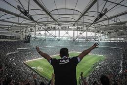 Gaziantep maçı dev ekranda verilmeyecek