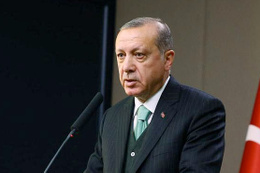 Erdoğan büyük üzüntü duyuyorum diyerek anlattı