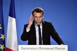 Macron'dan şaşırtan Erdoğan benzetmesi