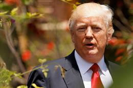 Trump önüne gelene veriyor gizli servis şokta!