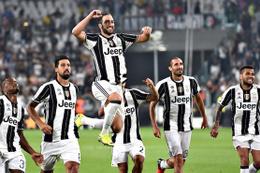 Juventus Şampiyonlar Ligi'nde Monaco'yu yendi