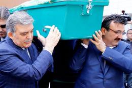 Abdullah Gül'ün hiç görmediğimiz kardeşi Macit Gül