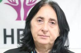 HDP'li Nursel Aydoğan'a şok milletvekilliği düşürüldü