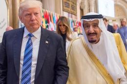 Trump Suudi Arabistan'da o şovları boşuna yapmamış!