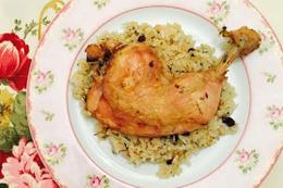 Tavuk büryan nasıl yapılır?