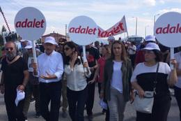 Kılıçdaroğlu'nun yürüyüş mesafesi kısaltıldı