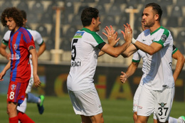 Akhisar Belediyespor - Kardemir Karabükspor maçı sonucu ve özeti