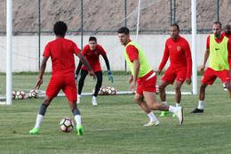 Kayserispor'da yeni sezon hazırlıkları sürüyor