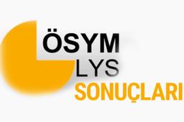 LYS sonuçları açıklandı LYS sorgu ekranı