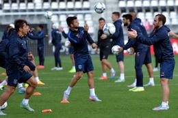 Başakşehir'de 3 futbolcu takımdan ayrıldı