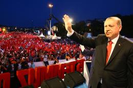 FETÖ sanıklarına Guantanamo modeli! Erdoğan bombayı patlattı