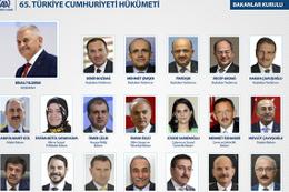 Kabine revizyonu! Kimler gitti Başbakan açıklaması