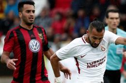 Galatasaray Östersunds maçı sonucu ve özeti