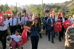 HDP'liler Tunceli'deki yürüyüşte neden yoktu?