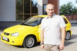 Putin'in arabalarının sırrı ortaya çıktı! Hepsi birbirinden enteresan