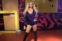 Beyonce'un rengi değişiyor!
