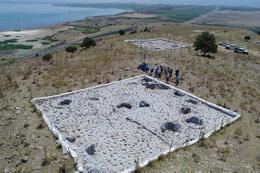 Manisa'da 3500 yıllık tahıl ambarları bulundu