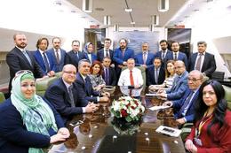 Erdoğan'ın uçağına binemeyen Yeni Şafak yazarı isyan etti!