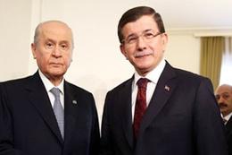 Türkeş kavgası büyüyor MHP'den Davutoğlu'na her satırı olay yanıt
