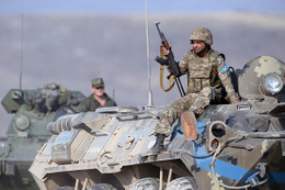 Rusya ile Ermenistan'dan ortak ordu grubu