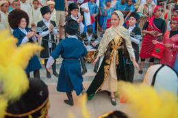 Fas'ta Barışın çocukları festivali 700 çocuk katıldı