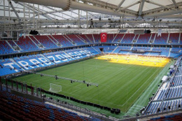 Akyazı Stadı'nı su bastı skandal ortaya çıktı