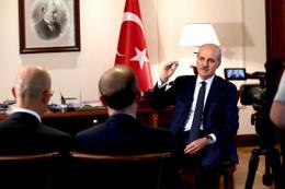 Türkiye'nin askeri önlemleri savaş ilanı değil