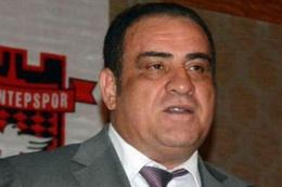 Gaziantepspor'da İbrahim Kızıl yeniden başkan seçildi