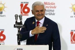 Başbakan Yıldırım'dan teröristlere gözdağı