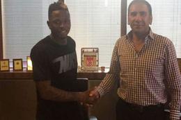 Sivasspor Cyriac Gohi ile sözleşme imzaladı