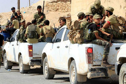 Gece sızdılar YPG'nin kalesi yerle bir edildi