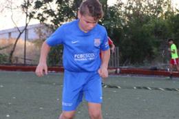 12 yaşındaki Türk yetenek Barcelona'ya transfer oldu