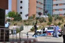 Kaza kurşunuyla vurulan polis şehit oldu
